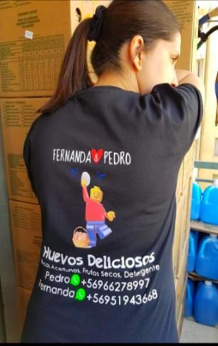 Fernanda y Pedro